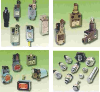 Honeywell Sensing and Control sensors and microswitches